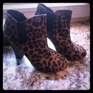 Madden Girl High Heeled Boots